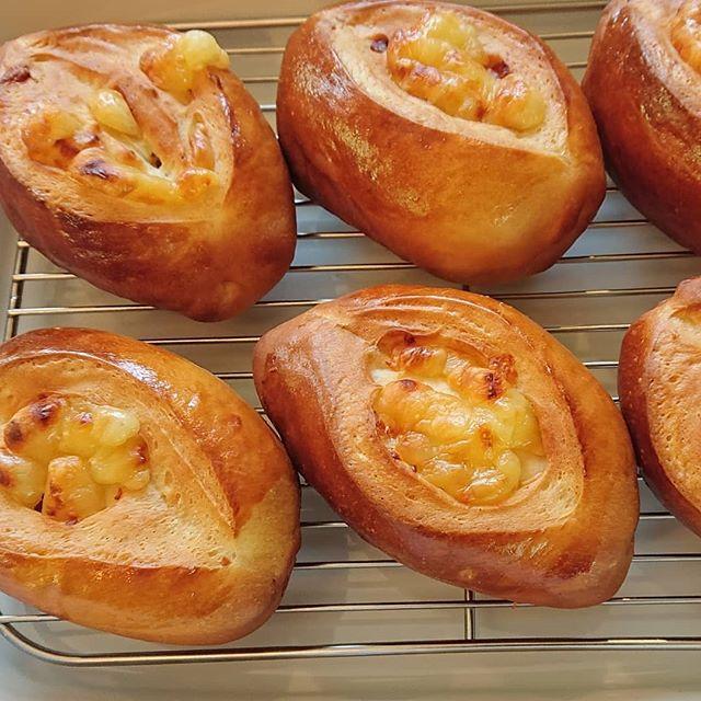 本日もフォカッチャとチーズパンが焼き上がりました!#カフェオランジュ #フォカッチャ #チーズパン #山本有三記念館隣 #三鷹カフェ #吉祥寺カフェ